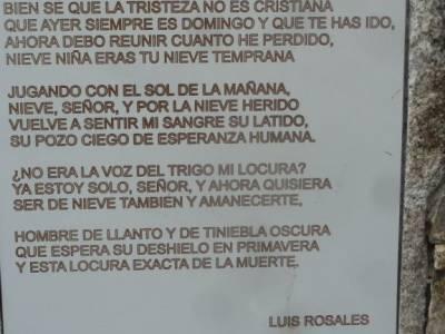 Hiking Calzada Romana de Cercedilla; puerto de navacerrada pueblos de madrid las lagunas de ruidera